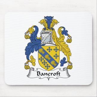 Escudo de la familia de Bancroft Alfombrilla De Ratones