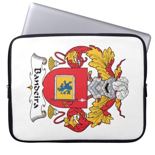 Escudo de la familia de Bandeira Manga Computadora