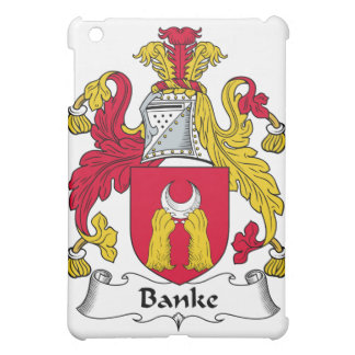 Escudo de la familia de Banke