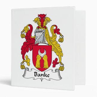 """Escudo de la familia de Banke Carpeta 1"""""""
