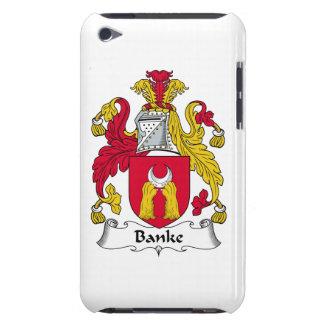 Escudo de la familia de Banke iPod Touch Cárcasa