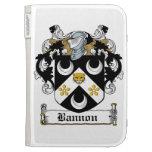 Escudo de la familia de Bannon