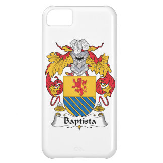 Escudo de la familia de Baptista