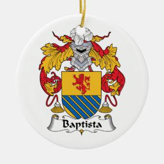 Escudo de la familia de Baptista Adorno Para Reyes