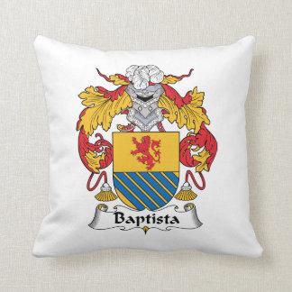 Escudo de la familia de Baptista Cojines
