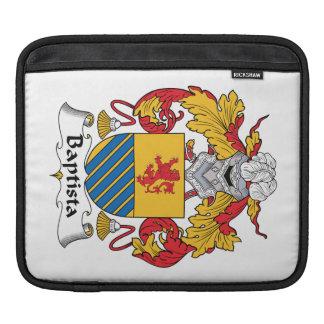 Escudo de la familia de Baptista Manga De iPad