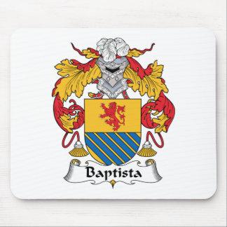 Escudo de la familia de Baptista Tapete De Ratón