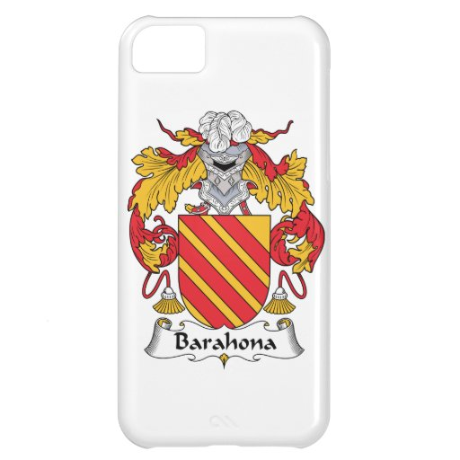 Escudo de la familia de Barahona