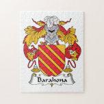 Escudo de la familia de Barahona Puzzles Con Fotos