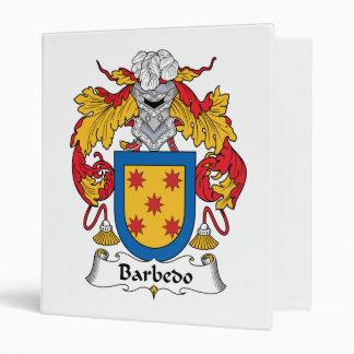 Escudo de la familia de Barbedo