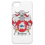 Escudo de la familia de Barbens iPhone 5 Case-Mate Protectores