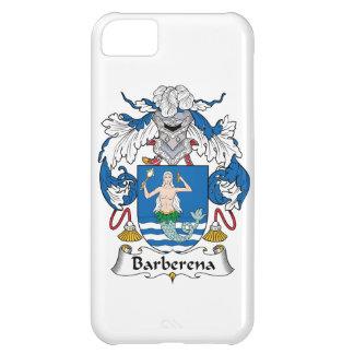 Escudo de la familia de Barberena Funda Para iPhone 5C
