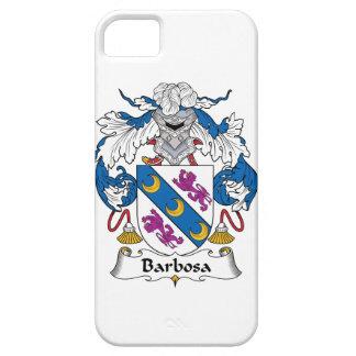 Escudo de la familia de Barbosa iPhone 5 Case-Mate Cobertura