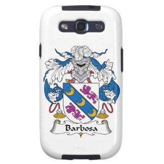 Escudo de la familia de Barbosa Galaxy S3 Coberturas