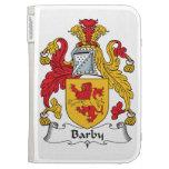 Escudo de la familia de Barby