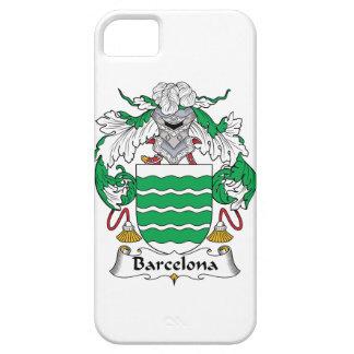 Escudo de la familia de Barcelona iPhone 5 Case-Mate Cobertura