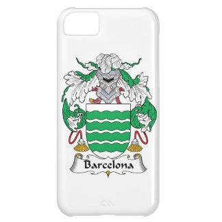 Escudo de la familia de Barcelona
