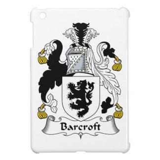 Escudo de la familia de Barcroft iPad Mini Coberturas
