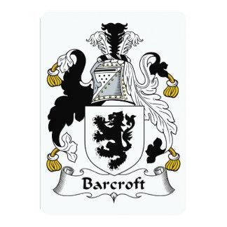Escudo de la familia de Barcroft Anuncios