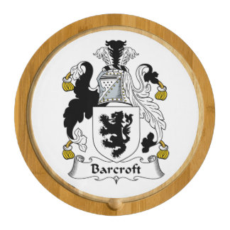 Escudo de la familia de Barcroft