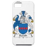 Escudo de la familia de Bareth iPhone 5 Case-Mate Cárcasa
