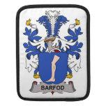 Escudo de la familia de Barfod Manga De iPad