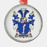 Escudo de la familia de Barfod Ornatos
