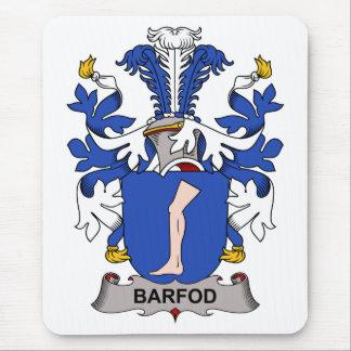 Escudo de la familia de Barfod Mousepads