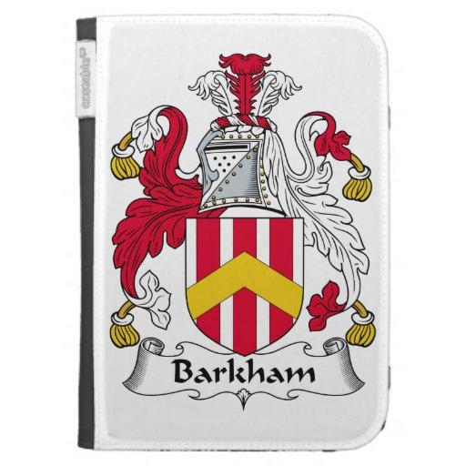 Escudo de la familia de Barkham