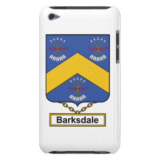 Escudo de la familia de Barksdale Cubierta Para iPod De Barely There
