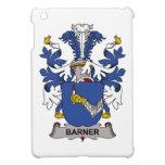 Escudo de la familia de Barner iPad Mini Fundas