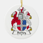 Escudo de la familia de Barney Adorno