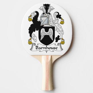 Escudo de la familia de Barnhouse Pala De Ping Pong