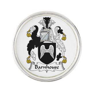 Escudo de la familia de Barnhouse Insignia