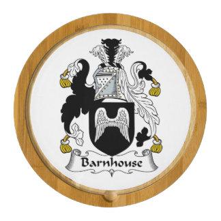 Escudo de la familia de Barnhouse
