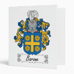 Escudo de la familia de Barone