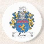 Escudo de la familia de Baroni Posavasos Cerveza