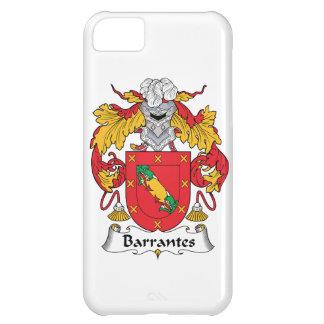 Escudo de la familia de Barrantes Funda Para iPhone 5C
