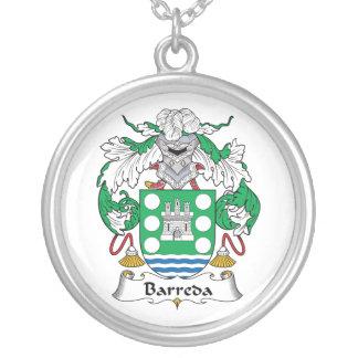 Escudo de la familia de Barreda Grimpola Personalizada