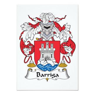 Escudo de la familia de Barriga Anuncios Personalizados