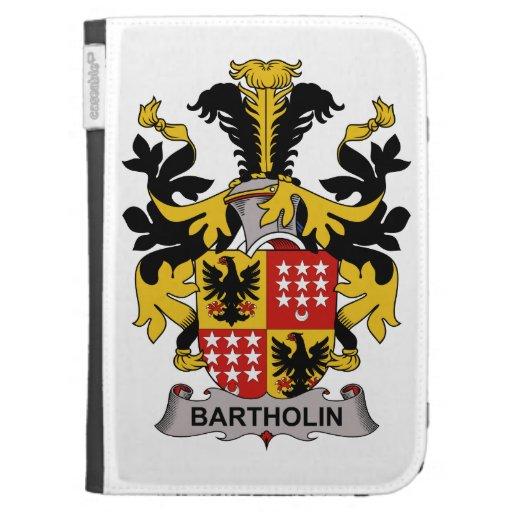Escudo de la familia de Bartholin