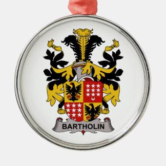 Escudo de la familia de Bartholin Adorno