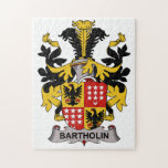Escudo de la familia de Bartholin Rompecabeza