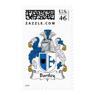 Escudo de la familia de Bartley