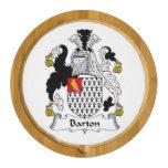 Escudo de la familia de Barton