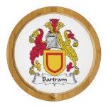 Escudo de la familia de Bartram