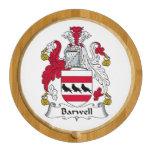 Escudo de la familia de Barwell
