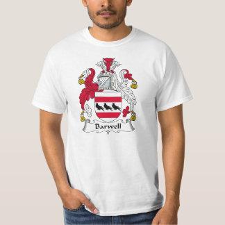 Escudo de la familia de Barwell Camisas