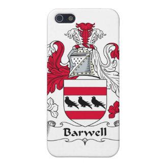 Escudo de la familia de Barwell iPhone 5 Cobertura