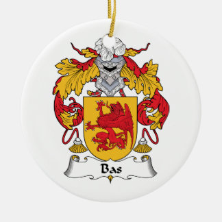 Escudo de la familia de Bas Ornatos
